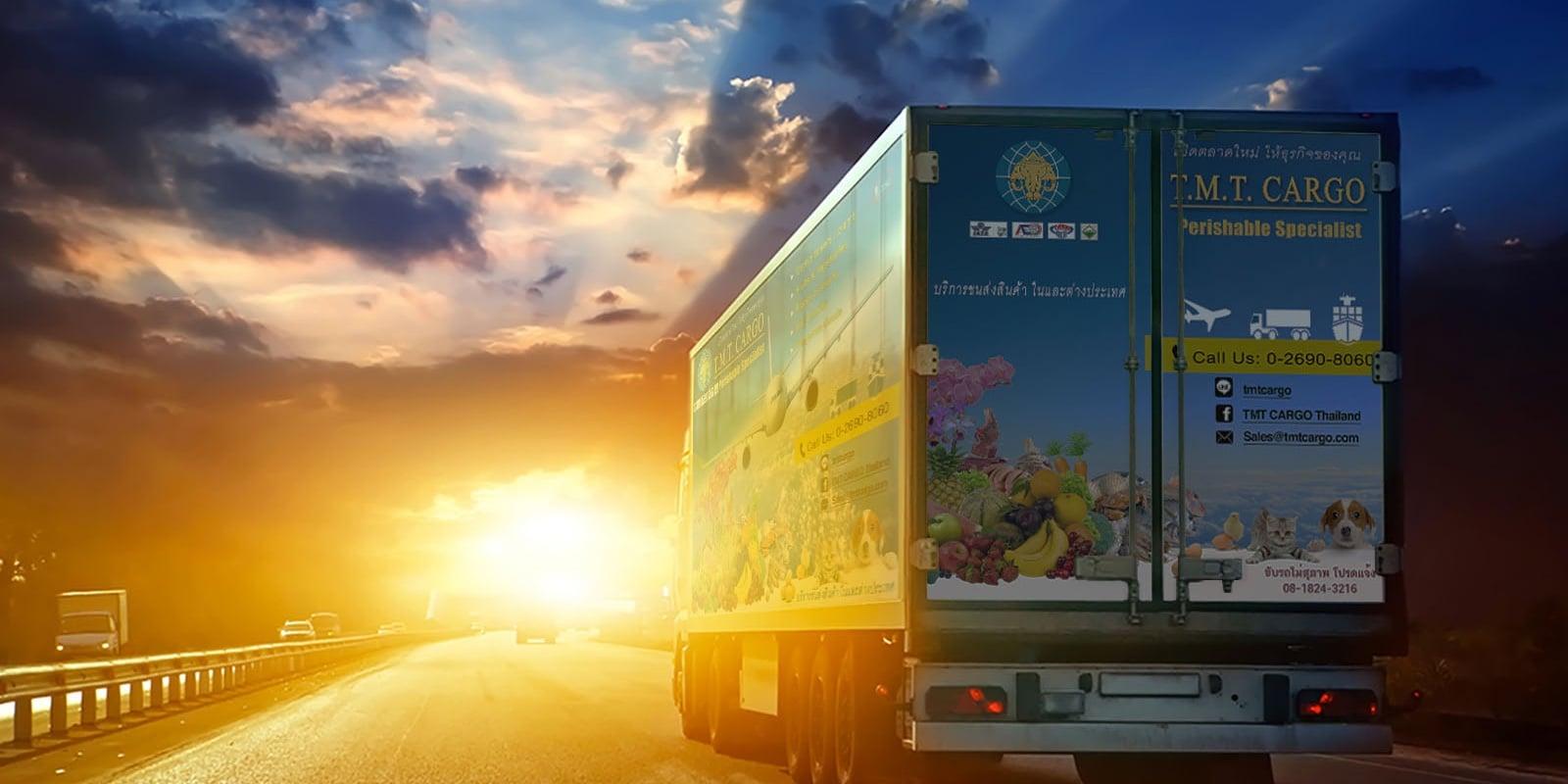 T M T  Cargo Thai Master Transport